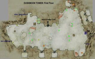 POST 04 - Duskmoon Tower 1st Floor