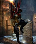 Magick Archer Oblivion Set Framae Blades Blackwing Bow