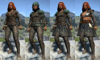 Light armor variants