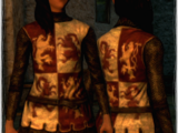 Patterned Gambeson