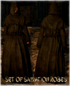 Set of Salvation Robes