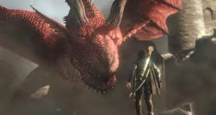 Arisen and dragon