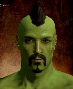 Green Skin Pigment