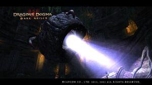 Dragon's Dogma - Gazer Beam03