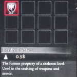 Dragon's Dogma - Lordly Emblem (Full)