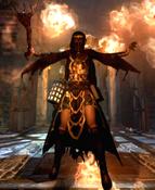 Sorcerer Carrion Set Sanguine Stalk