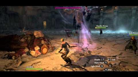 Chamber of Fate, Hard mode, 48 seconds, Rusted daggers only, party undamaged