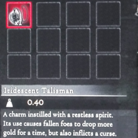 Dragon's Dogma - Iridescent Talisman (Full)