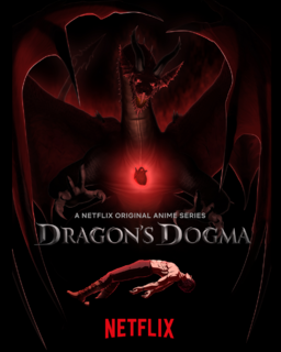 DRAGONS DOGMA ANIME NETFLIX