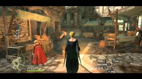 Escort Duty (quest walkthrough to obtain the Gold Idol)