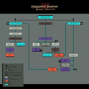Bitterblack Isle Dragons Dogma Wiki Fandom Powered By Wikia