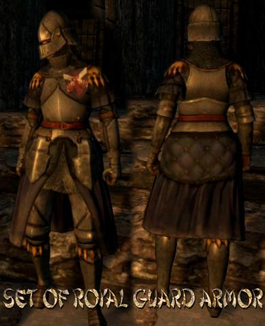 Set Of Royal Guard Armor Dragons Dogma Wiki Fandom Powered By Wikia