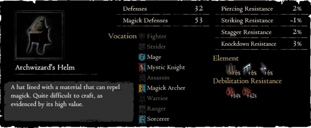 Dragonforged Archwizard's Helm