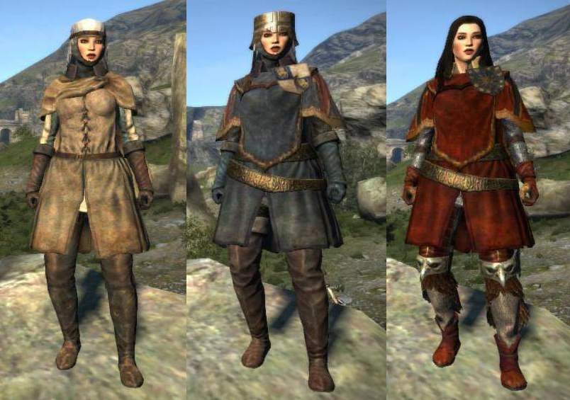 Armor Clothing And Weapon Sets Dragons Dogma Wiki Fandom