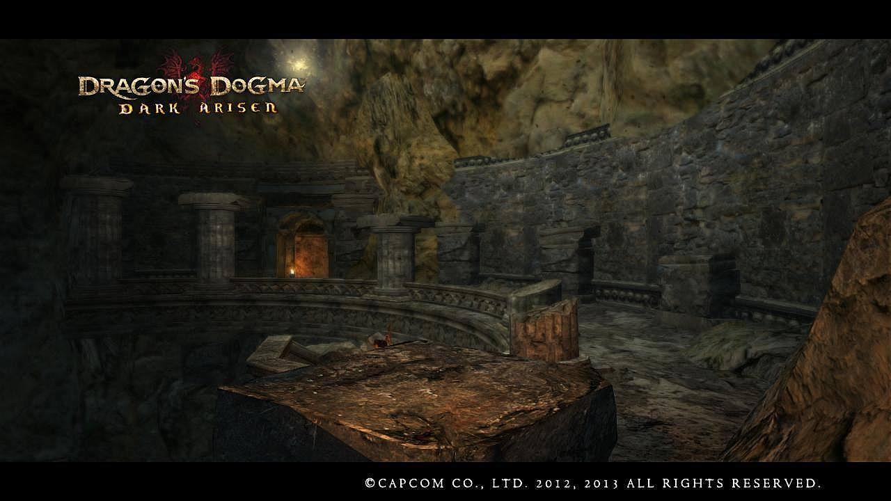 The Everfall Post Dragon Dragons Dogma Wiki Fandom Powered By