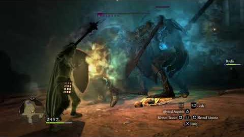 Dragon's Dogma Dark Arisen - Mystic Knight and Sorcerer Twinks vs Living Armors