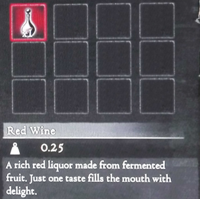 Dragon's Dogma - Red Wine (Full)