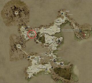 Gransys the ruins of heavespeak fort