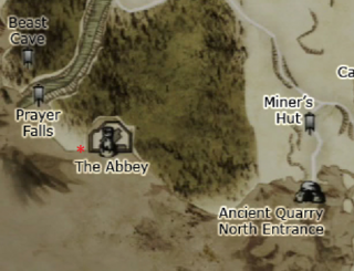 Dragon's Dogma - The Abbey Map Location