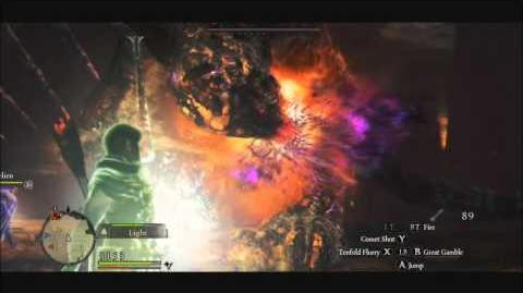 Dragon's Dogma Dark Arisen Online Ur Ranger Kill, no climbing