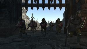 A Fortress Besieged Assault