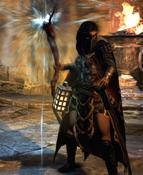 Sorcerer Grave Set Sanguine Stalk