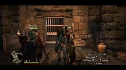 Dark Knights (quest walkthrough)