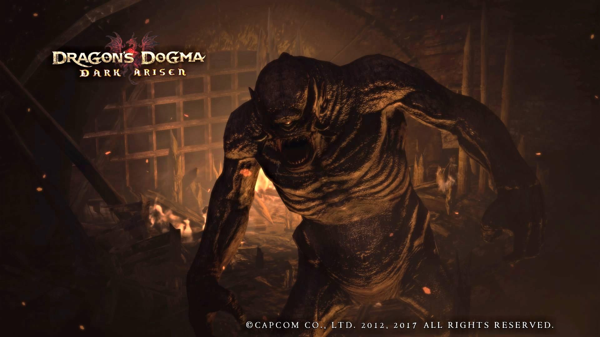 Gorecyclops dragons dogma gold idol golden dragon ninjago amazon