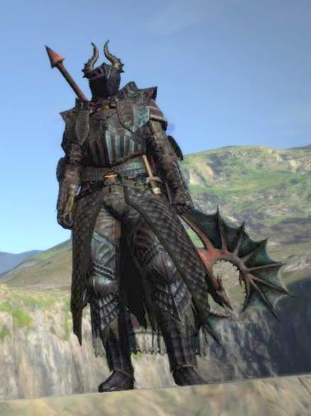 Chaos Armor Set Dragons Dogma Wiki Fandom Powered By Wikia