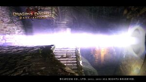 Dragon's Dogma - Gazer Beam02
