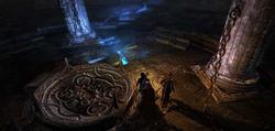 Flameservant's Throne