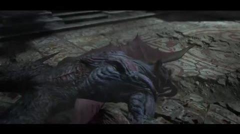 Assassin vs Daimon (Deadly Gouge Crackdown combo)-0