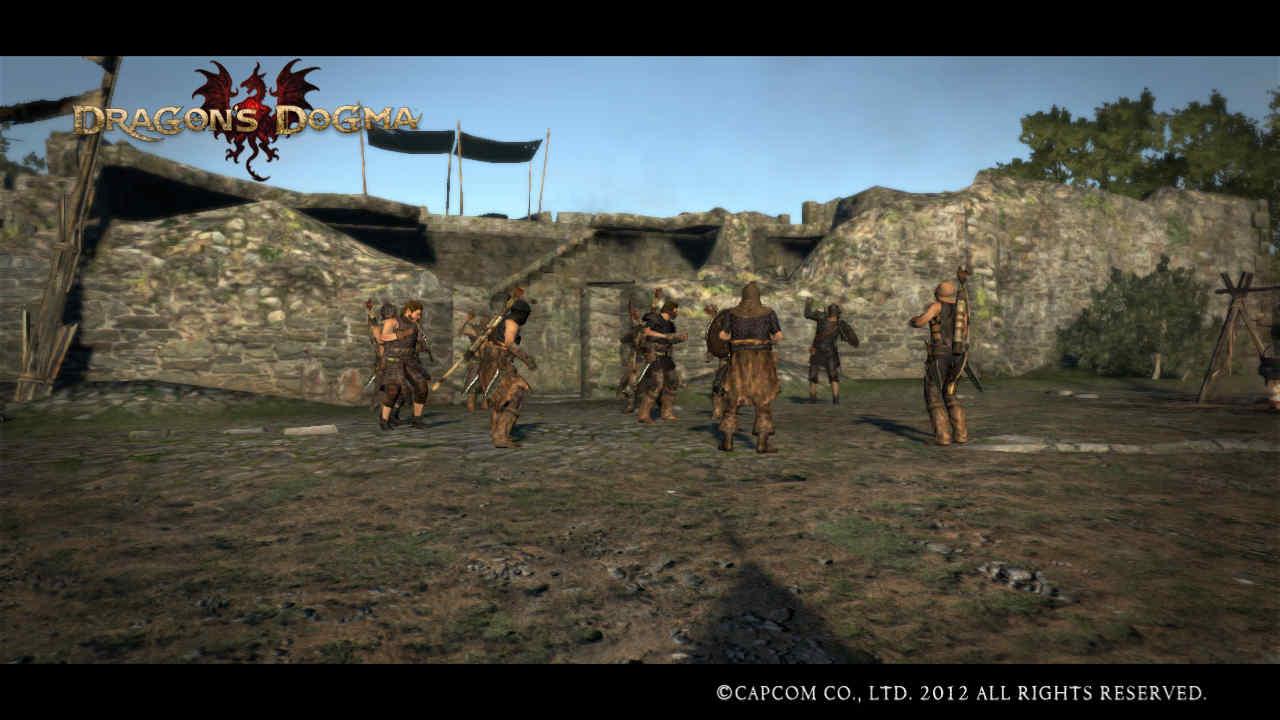 Very Iron Hammer Bandits | Dragon's Dogma Wiki | FANDOM powered by Wikia XK43