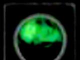 Gran piedra de ojo de pez