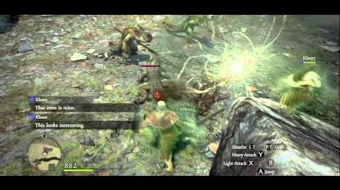 Dragon's Dogma - HD - Killing Saurian's