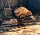 Giant Saurian Sage