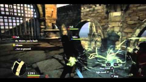 Dragon's Dogma - Bluemoon Tower early and other tests
