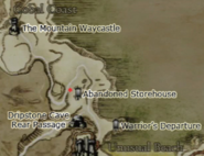 Dragon's Dogma - Abandoned Storehouse Map Location