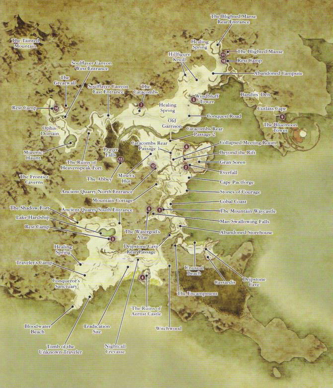 Dragon\'s Dogma Map Image   Gransys Map. | Dragon's Dogma Wiki | FANDOM powered by  Dragon\'s Dogma Map