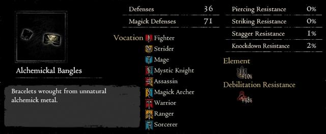 Dragonforged Alchemickal Bangles