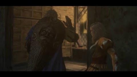 Chasing Shadows (quest walkthrough, wearing Julien's equipment)
