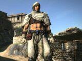 Cassardi armor and clothing