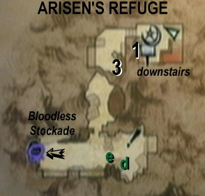 27 - The Arisens Refuge