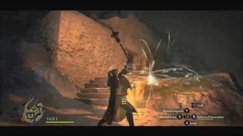Dragon's Dogma Dark Arisen, the MK's Hallowed Invocation