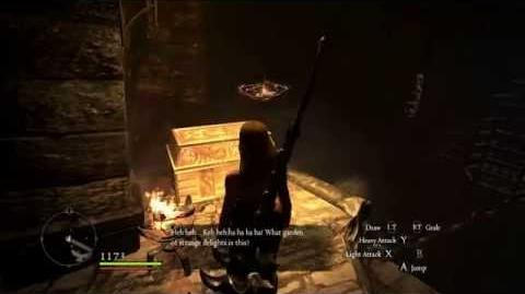 Dragon's Dogma DA 2016 - Easy Void Key - Midnight Helix