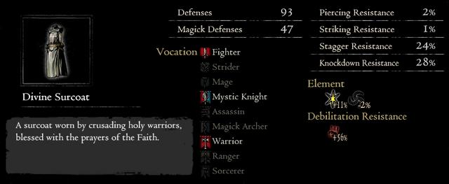 Dragonforged Divine Surcoat
