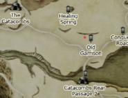 Dragon's Dogma - Old Garrison Map Location