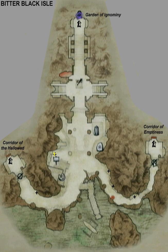 Bitterblack Isle Maps Pre Daimon Dragons Dogma Wiki Fandom