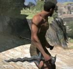 Dragon's Pain (Angle 1)