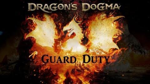 (3 ~ 1) Dragon's Dogma ~ Guard Duty Hero Trophy Guide